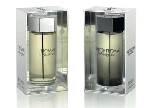 Deux L D'yves Parfums LaurentL'homme Nuit De Stars Saint Et La doQCrBxeWE